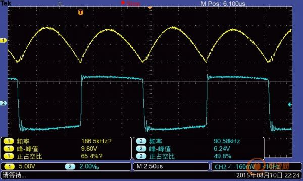 llc电路的电流波形不干净,请问为什么?